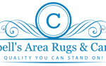 campbell's area rugs and carpeting footer logo